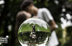 Lensball Photography & 50 mm fisso.